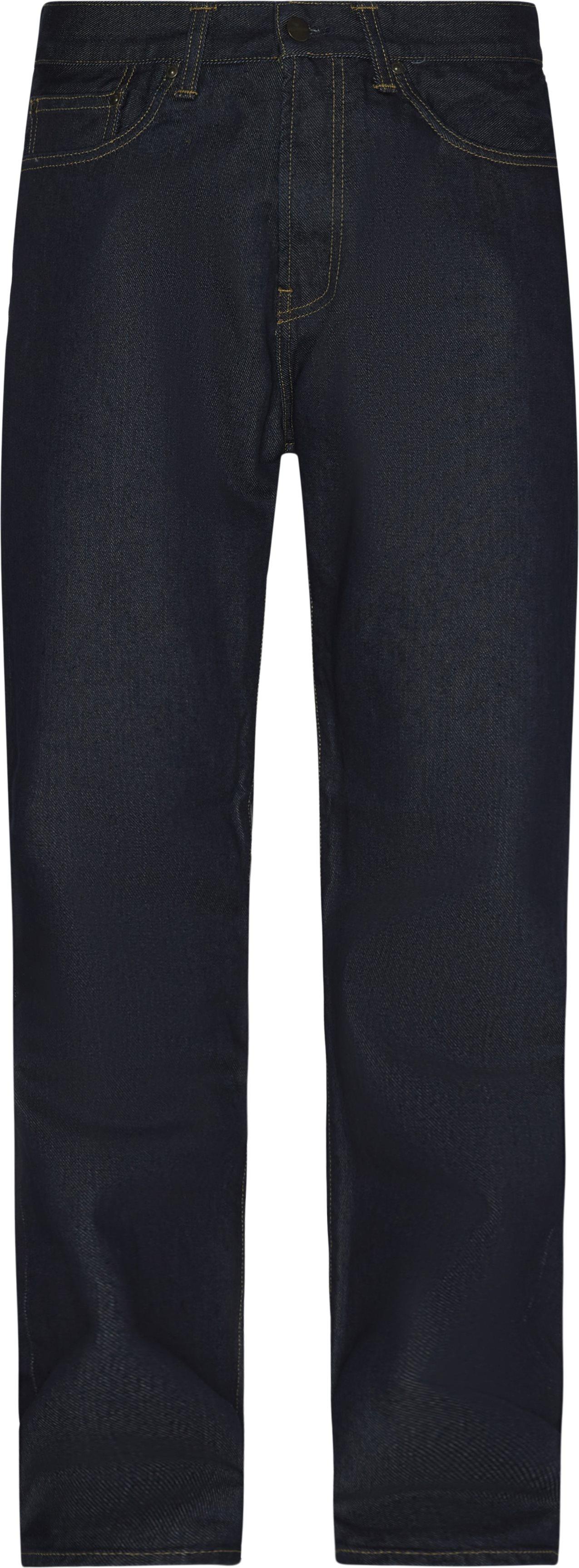 Pontiac Pant I029210 - Jeans - Straight fit - Blå